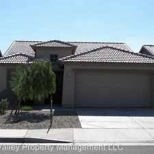 Rental info for 29261 N. Yellow Bee Dr