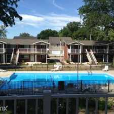 Rental info for 207 6th Street 7 in the Iowa City area