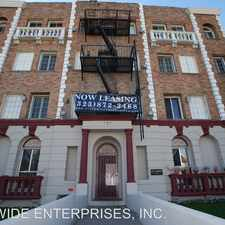 Rental info for 157 S. Catalina St. # 103 in the Los Angeles area