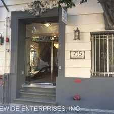 Rental info for 715 S. St.Andrews Place in the Los Angeles area