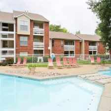 Rental info for SilverWood Apartments in the Overland Park area