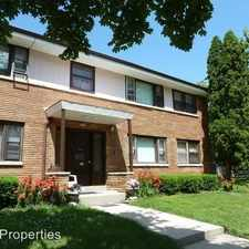 Rental info for 1201 E Singer Circle in the Riverwest area