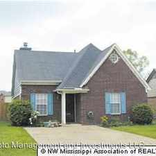 Rental info for 7047 Foxhall Drive in the Horn Lake area