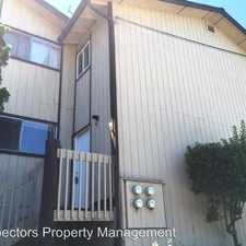 Rental info for 20 W Fourth St #1 in the Morgan Hill area