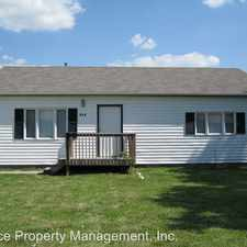 Rental info for 314 8th St.