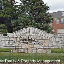 Rental info for 43174 Pendleton in the Sterling Heights area
