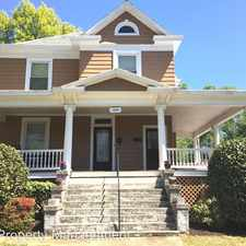 Rental info for 1825 Cambridge Ave. #2 in the 24017 area