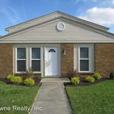 Rental info for 4810,4812,4814,4816 Woodmark Dr. in the Fort Wayne area