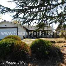 Rental info for 4148 Ernestine Way in the Foothill Farms area