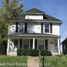 Rental info for 2348 Coyner Ave. in the Martindale - Brightwood area