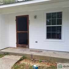Rental info for Recently Renovated 3/2 off Southwood in the Lufkin area