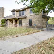 Rental info for Wonderful 4 Bedroom Home in Grapevine! in the Colleyville area