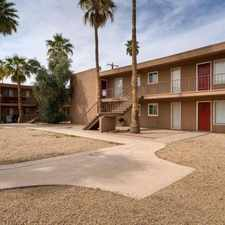 Rental info for Darling 1 Bedroom Condo at 38th St and Thomas - MOVE-IN Special! in the Phoenix area