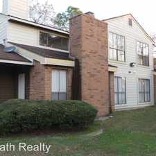 Rental info for 7200 W T C Jester Blvd in the Acres Home area