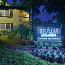 Rental info for Realm Apartments