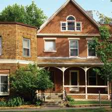 Rental info for 110 W Johnson St in the Madison area