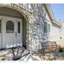 Rental info for 1009 - 19th Street in the Golden area