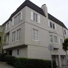 Rental info for 2847 Turk Street in the San Francisco area