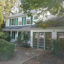 Rental info for 3805 Broadgate Drive in the Mechanicsville area