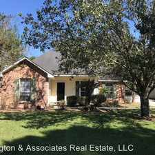 Rental info for 13453 S. Trace Dr.
