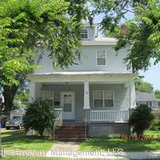 Rental info for 1518 Morris Ave in the Norfolk area