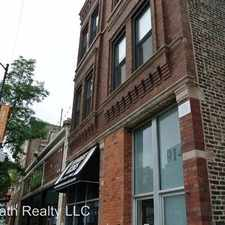 Rental info for 1914 W. Chicago Ave in the Chicago area