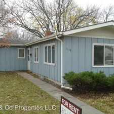 Rental info for 1118 18th St N