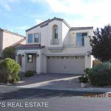 Rental info for 10021 BONTERRA AVE