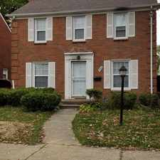 Rental info for 19466 Ward in the Greenfield area