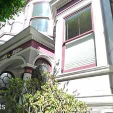 Rental info for 1378 Waller Street - 1 in the Haight Ashbury area