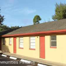 Rental info for 4520 76th Ave N in the 33781 area