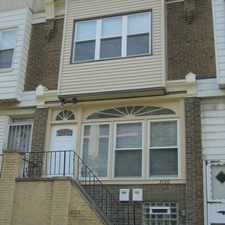 Rental info for 3136 Allegheny Avenue in the Allegheny West area