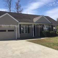 Rental info for Completely Updated Home In Winston Salem in the Old Town Heights area