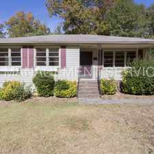 Rental info for 8628 10th Avenue South in the Birmingham area