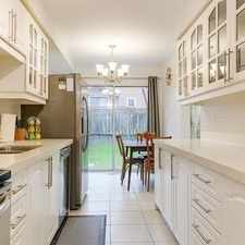 Rental info for 11 Queensmill Court in the Markham area