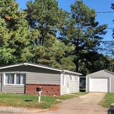 Rental info for 1311 Sparrow Rd in the Norfolk Highlands area