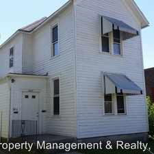 Rental info for 3407 Fairfield Ave - 3407 1/2 Fairfield in the Fort Wayne area