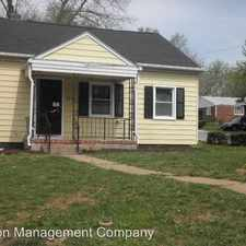 Rental info for 3842 N Rogers Ave. in the Risterstown Station area