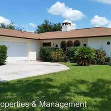 Rental info for 2293 Hialeah Street NE