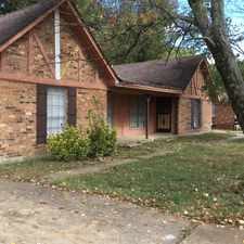 Rental info for 5422-5424 APPLE BLOSSOM DRIVE in the Memphis area
