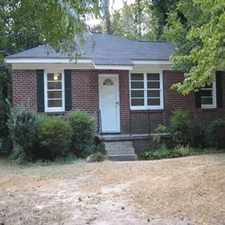 Rental info for 2519 Putnam Street in the Columbia area