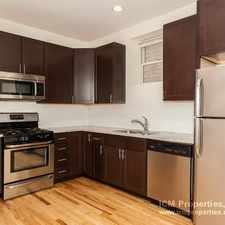 Rental info for 2320 North Southport Ave. Apt. in the DePaul area
