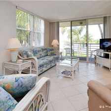 Rental info for 5801 Bahia Del Mar Circle #309 in the St. Petersburg area