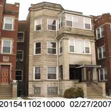 Rental info for 6112 South Saint Lawrence Avenue #3 in the Washington Park area