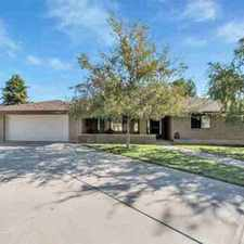 Rental info for 9233 S POPLAR Street Tempe Four BR, Beautiful Home in Corona Del in the Chandler area