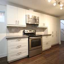 Rental info for Bathurst St & Major MacKenzie Dr W in the Richmond Hill area