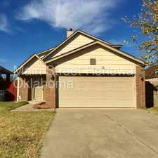 Rental info for Spacious 4 Bedroom in the Oklahoma City area