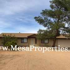 Rental info for Really Clean 3 Bed/2 Bath Home in Apple Valley