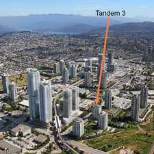 Rental info for 4182 Dawson Street #1206 in the Burnaby area
