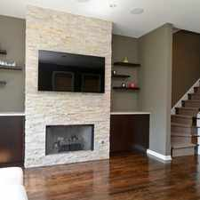 Rental info for 1029 North Kingsbury Street in the Goose Island area